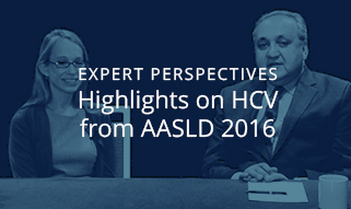 Expert Perspectives: Highlights on HCV from AASLD 2016
