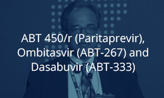 ABT 450/r (Paritaprevir), Ombitasvir (ABT-267) and Dasabuvir (ABT-333)