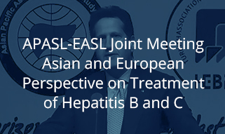 APASL-EASL Joint Meeting Asian and European Perspective on Treatment of Hepatitis B and C