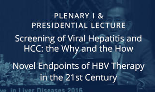 Plenary I: Screening of Viral Hepatitis and HCC: the Why and the How