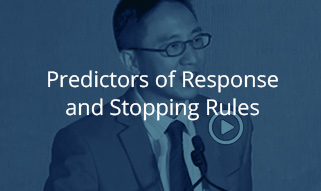 Predictors of Response and Stopping Rules