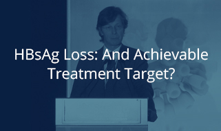 HBsAg loss: and achievable treatment target?
