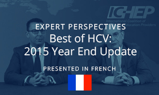 EXPERT PERSPECTIVES: Best of HCV - 2015 Year End Update