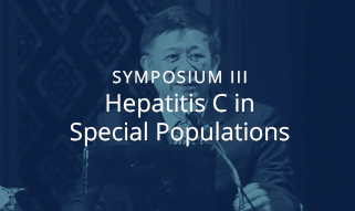 Symposium III: Hepatitis C in special populations