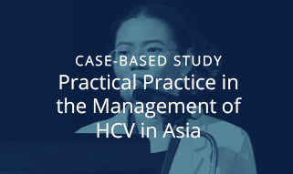 Case-based study: Practical Practice in the Management of HCV in Asia
