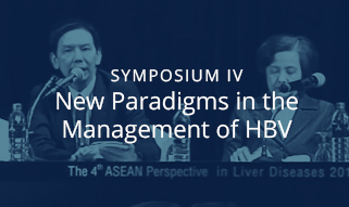 Symposium IV: New paradigms in the management of HBV