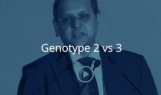 Genotype 2 vs 3