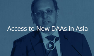 Access to New DAAs in Asia