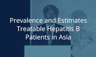 Prevalence and Estimates Treatable Hepatitis B Patients in Asia