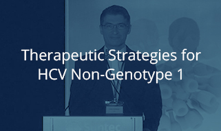 Therapeutic Strategies for HCV Non-Genotype 1