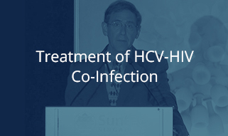 Treatment of HCV-HIV Co-Infection