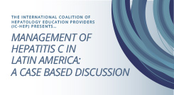 MANAGEMENT OF HEPATITIS C IN LATIN AMERICA: A CASE BASED DISCUSSION